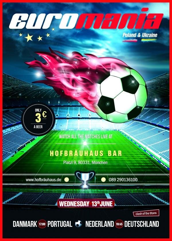 Football PSD Templates Free