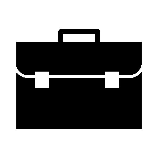 14 Briefcase Flat Icon Of Images