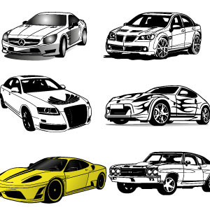 Free Car Vector Graphics