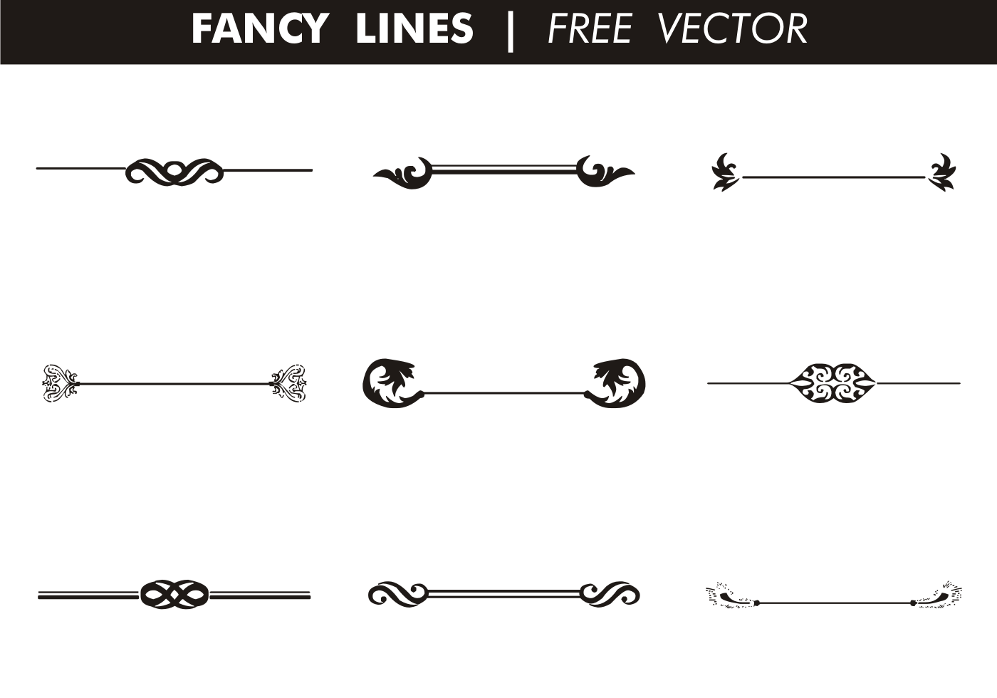 Vector Drawing Lines Libgdx : Decorative lines vector images line clip