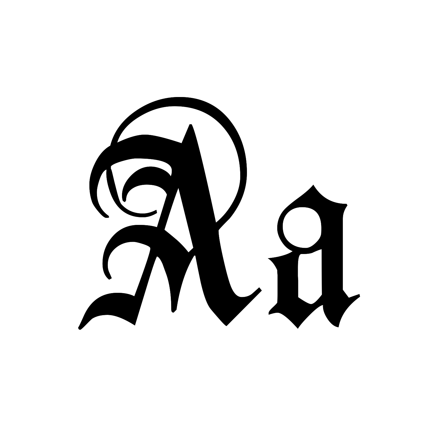 Free Old English Calligraphy Fonts