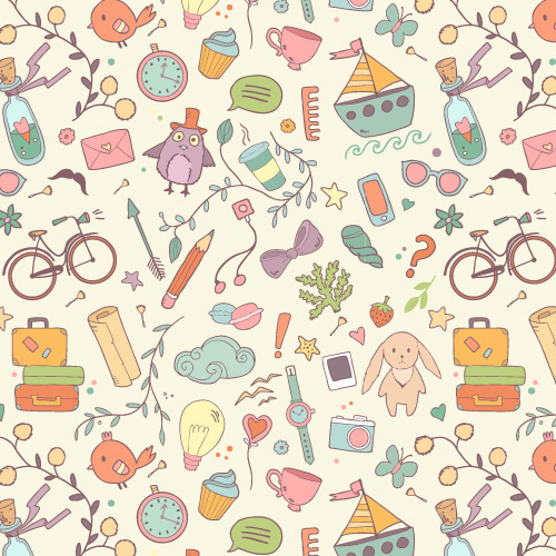 Free Seamless Pattern Design