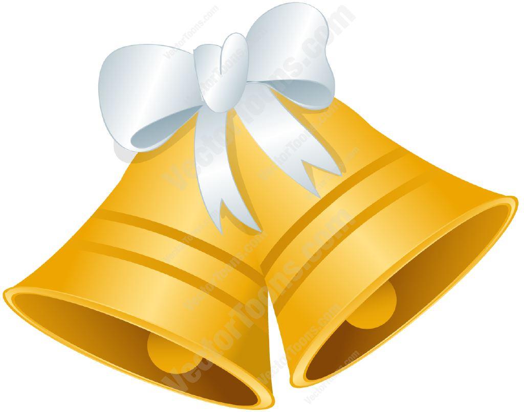 14 Wedding Bells Vector Images