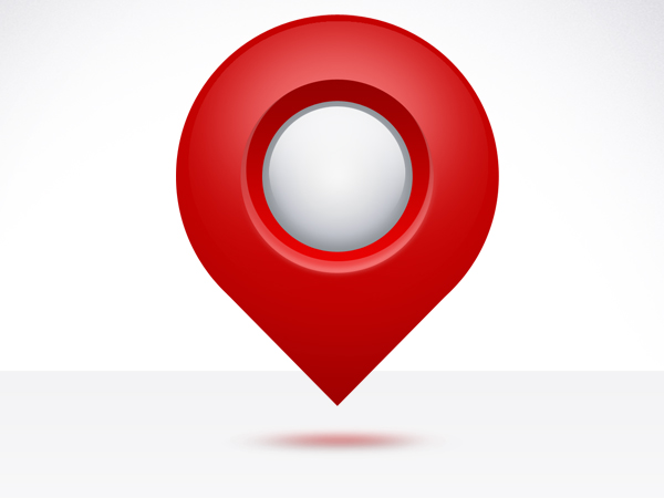 Icono Ubicacion Google Maps Png 3 Png Image: Blue Map Pointer Icon, Google