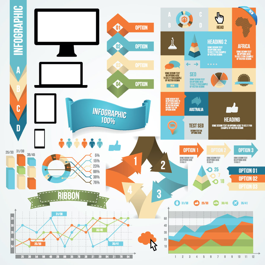 11 Infographic Design Elements Schematic Images