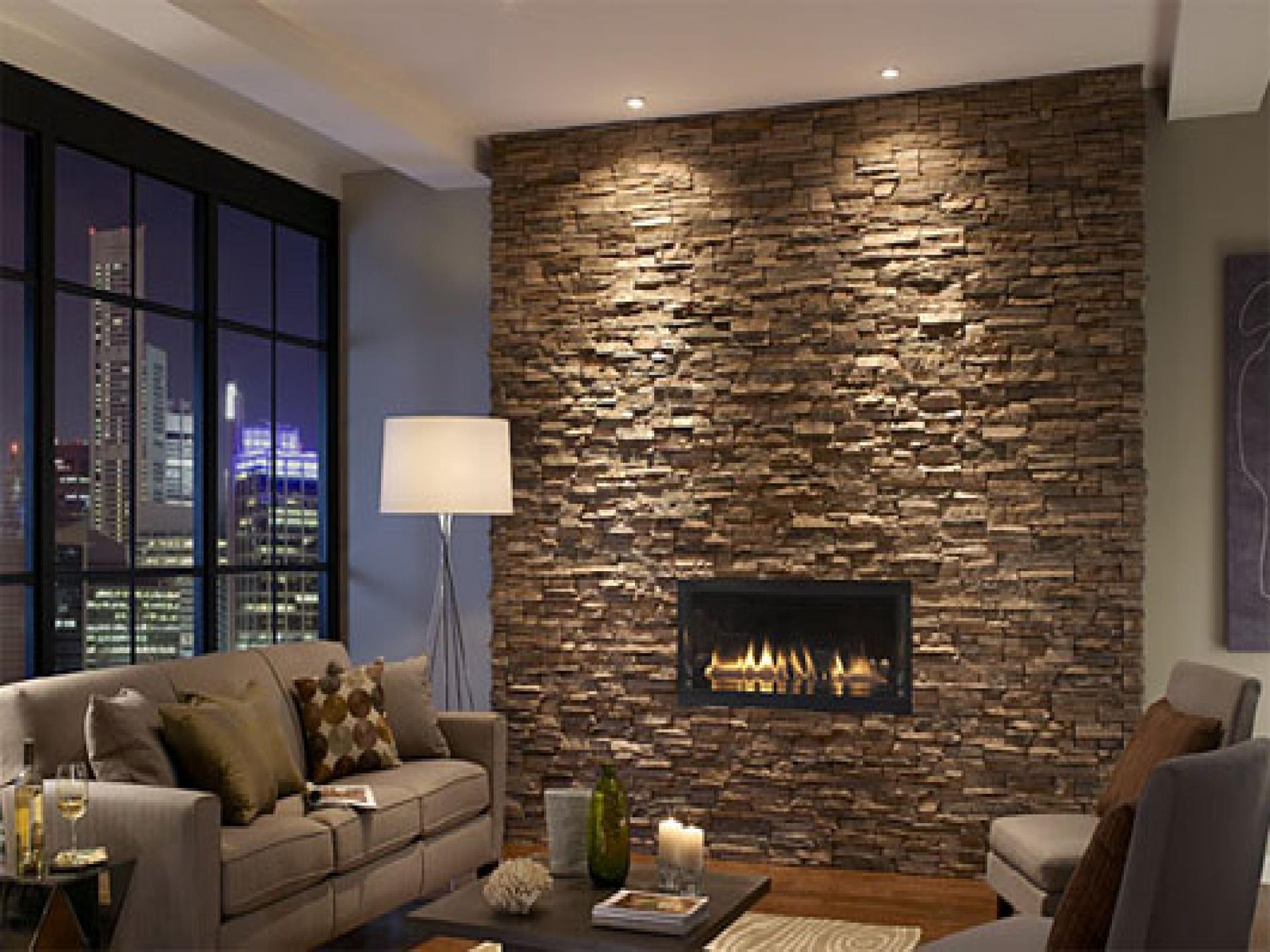 15 Stone Interior Walls Designs Images