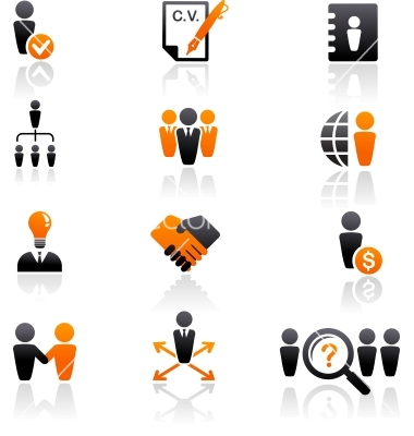 8 Human Resources Icons Free Images