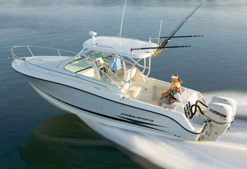 Hydra Sport Vector Boats