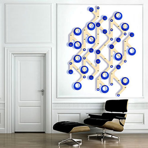 14 cool wall designs images wall art decals designs for Interior wall design