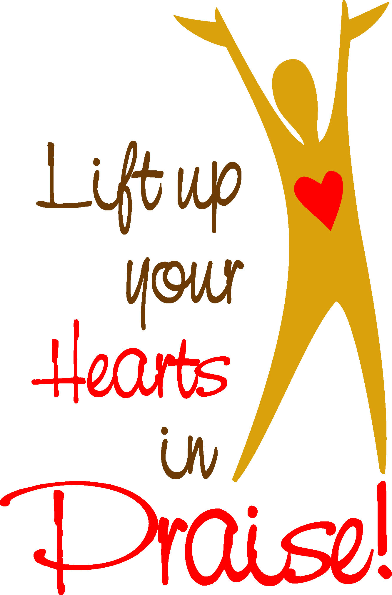 Lift Your Hearts in Praise