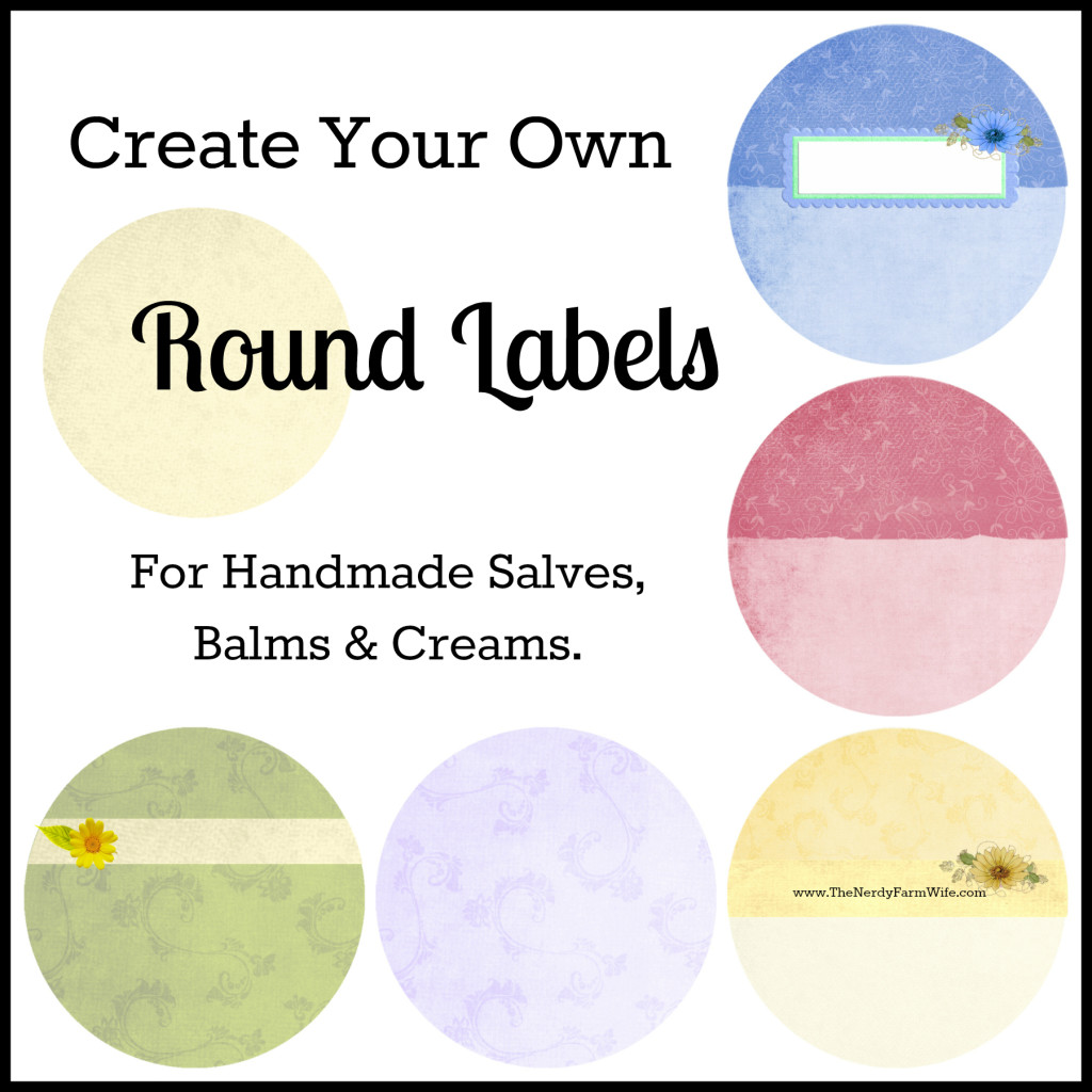 17 Design Your Own Labels Free Images