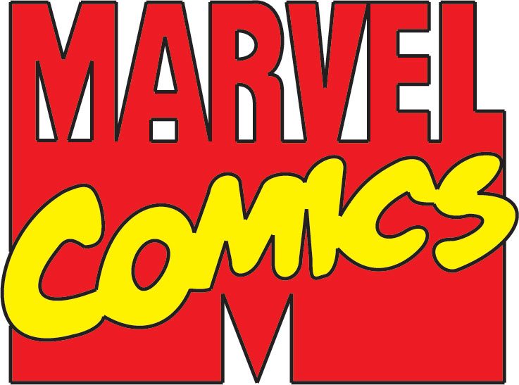 Marvel Comic Book Logos