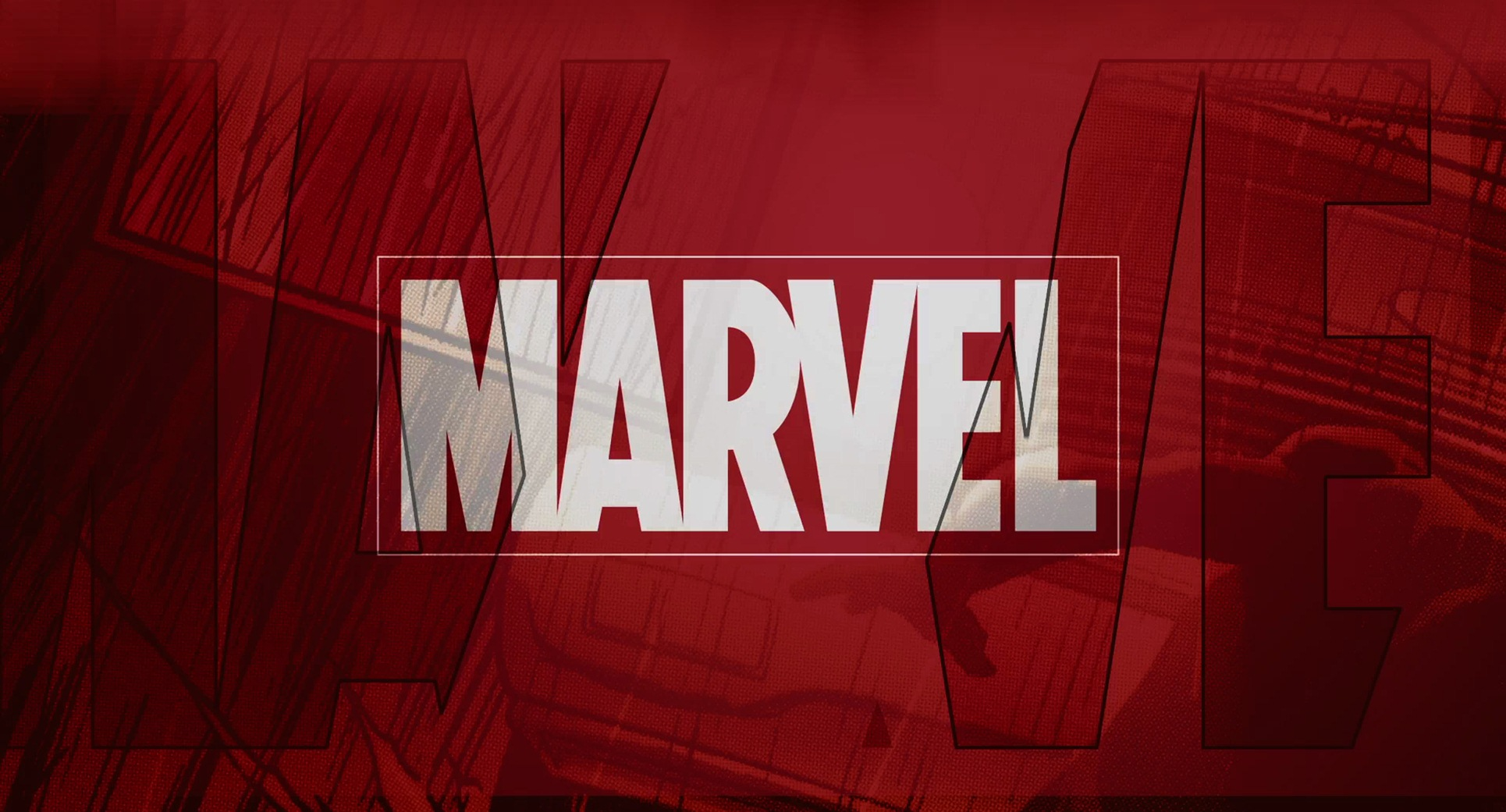 14 Marvel Logo Font Images