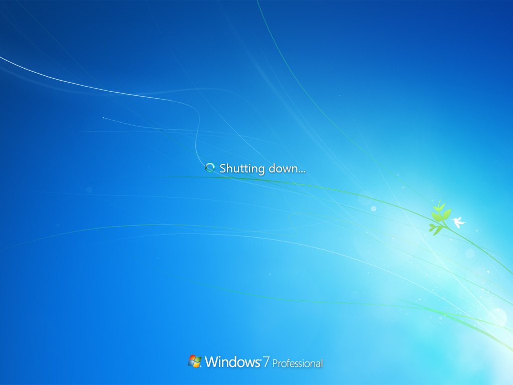 12 Shut Down Icon Windows 7 Images