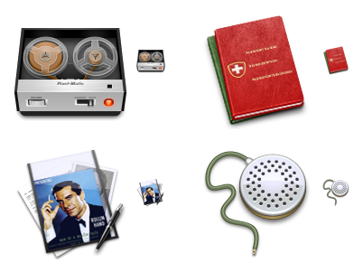 12 Awesome Mac Icons Images