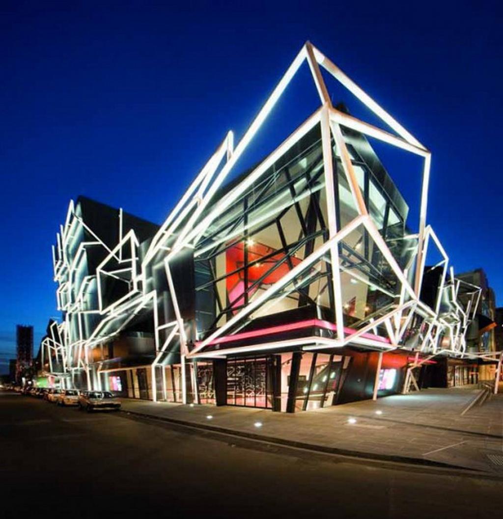 Modern Theatre Architecture