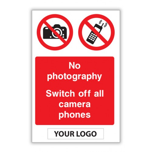 9 No Photography Sign Images