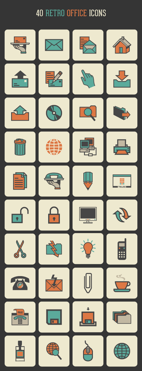 12 Post Office Icon Packs Vector Icon Packs Svg Psd - Imagez co