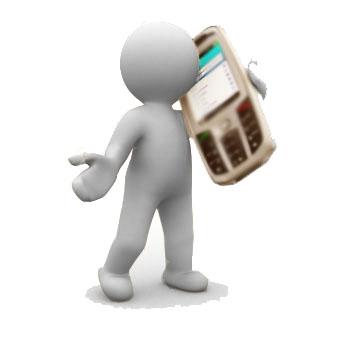 Phone Icon Call Me
