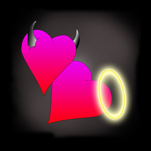 Photoshop Heart Draw