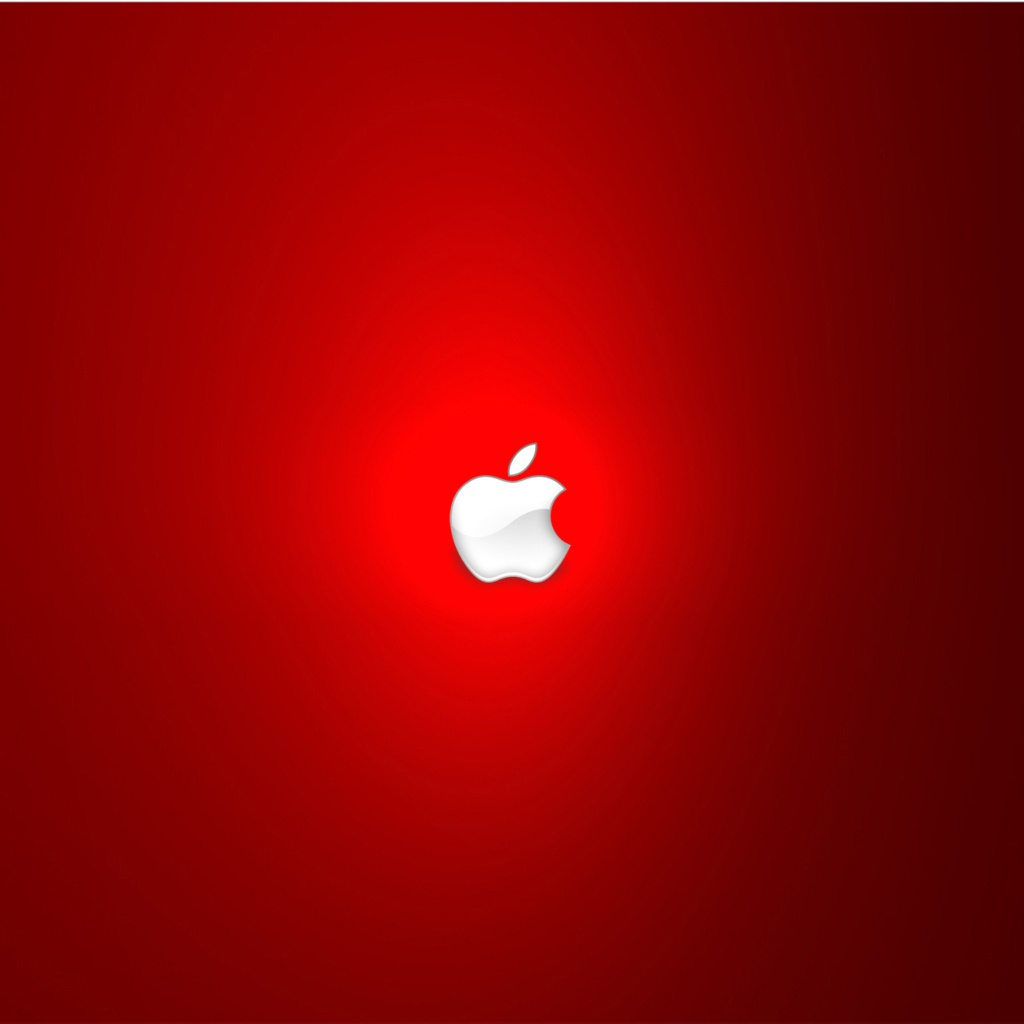 13 Apple Icon On Red Background Images
