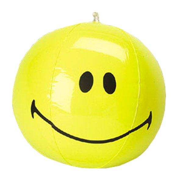 Smiley-Face Beach Ball