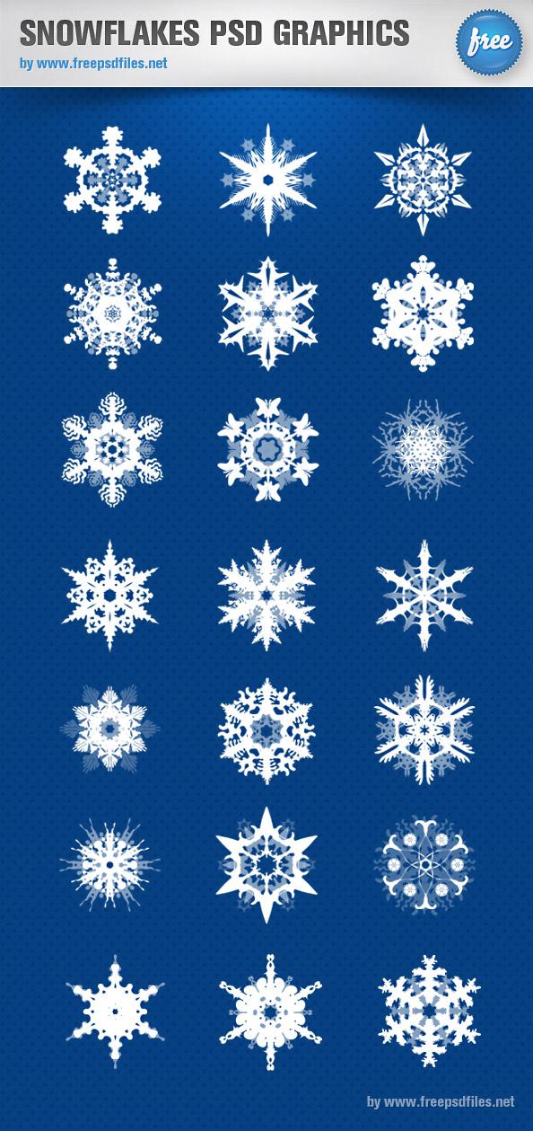 Snowflake PSD