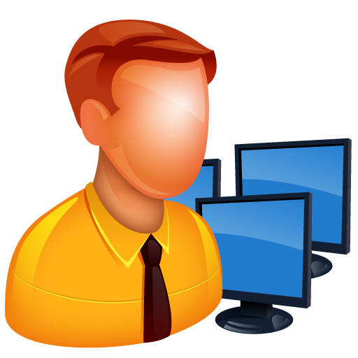 System Administrator Icon