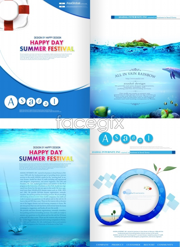 Tourism Brochure Design
