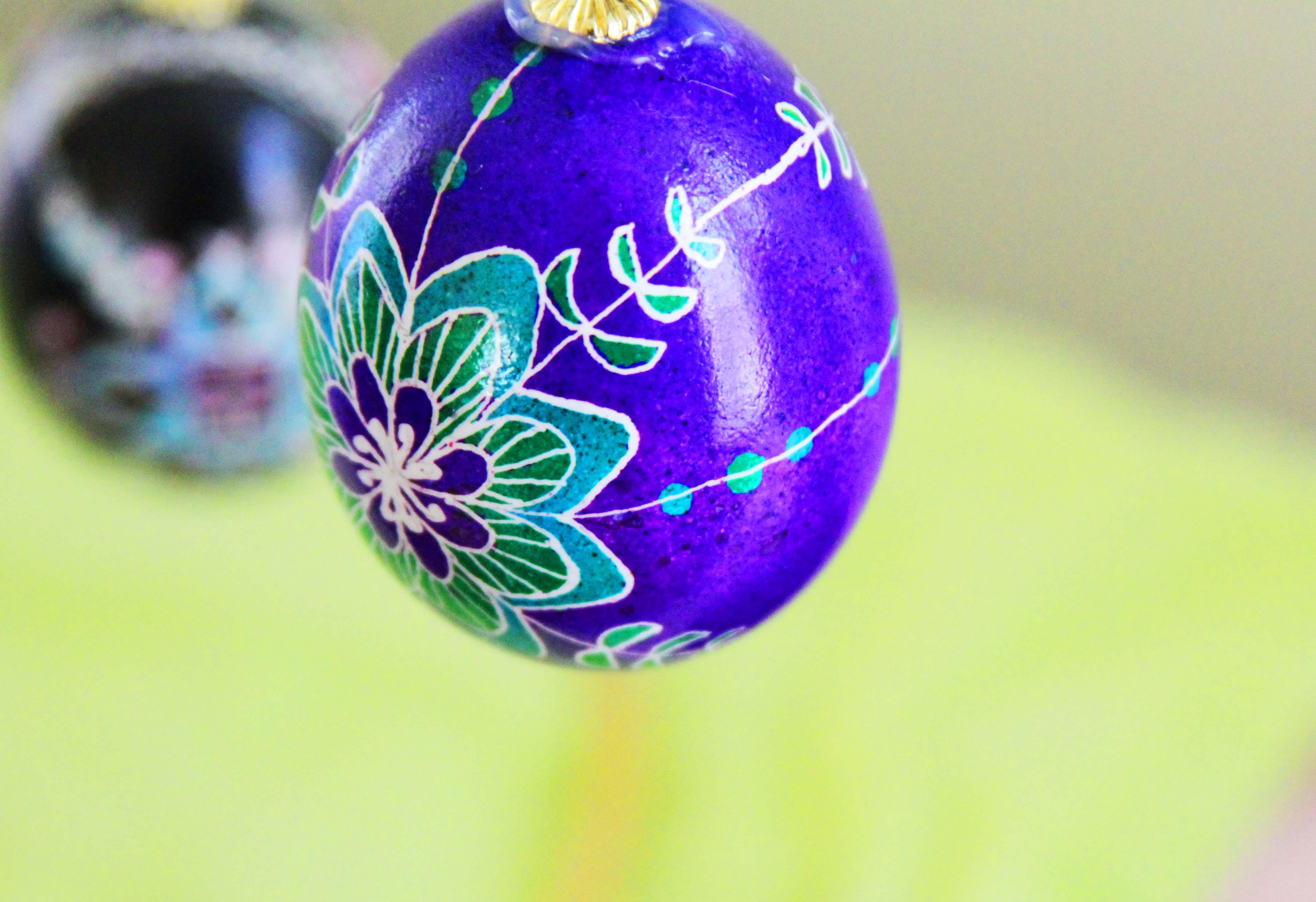 11 Easy Easter Egg Designs Images Easter Egg Design