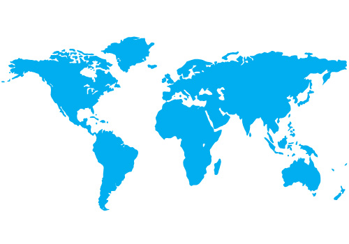 18 Free Graphic World Map Images