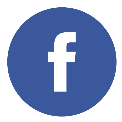 15 Social Media Circle Facebook Icon Images