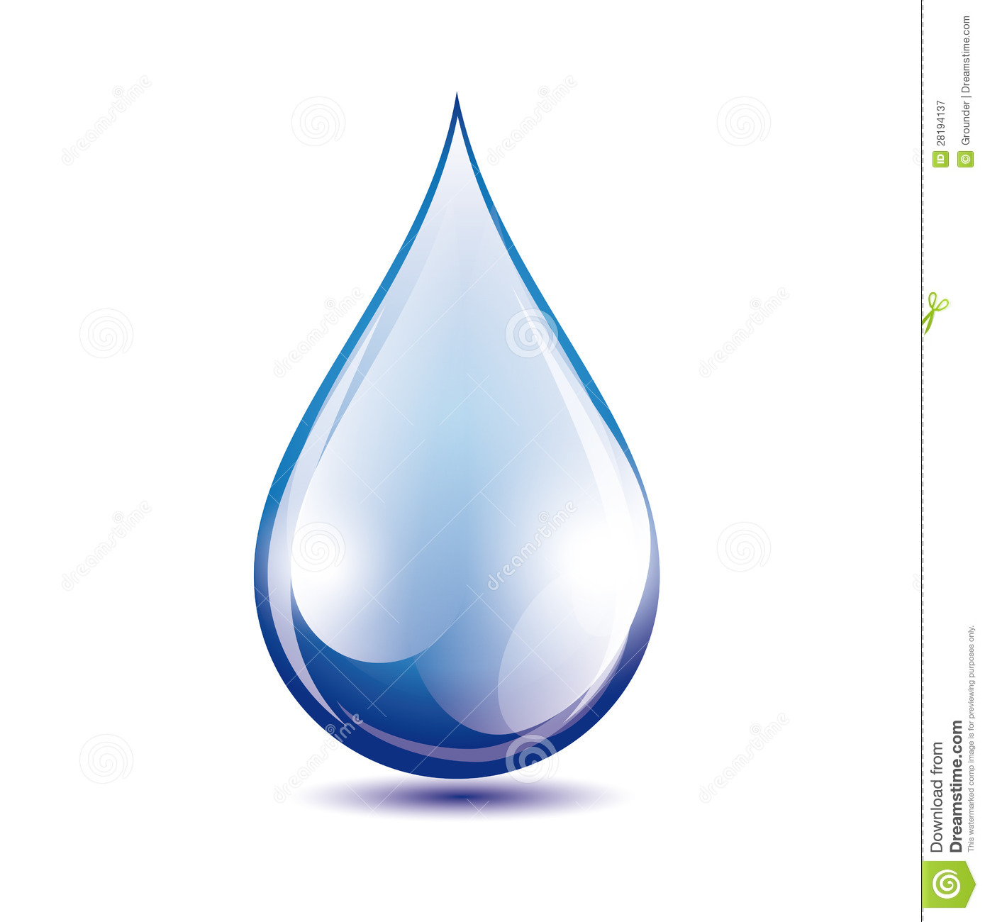 13 Water Drop Vector Free Download Images