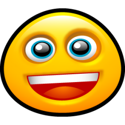 12 Wide- Eyed Emoticon Images