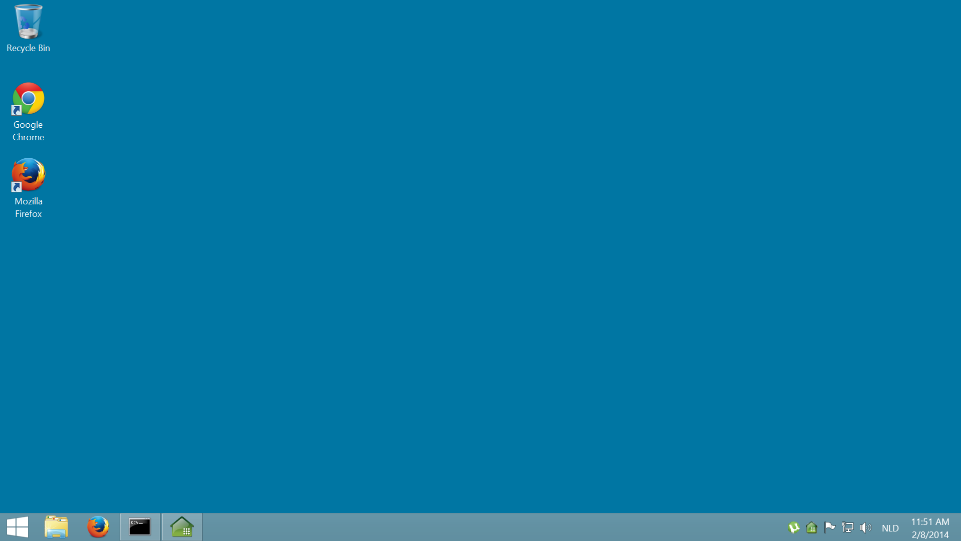 Windows 8.1 Desktop
