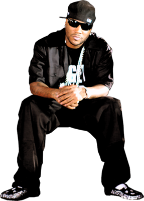 Young Jeezy Sitting