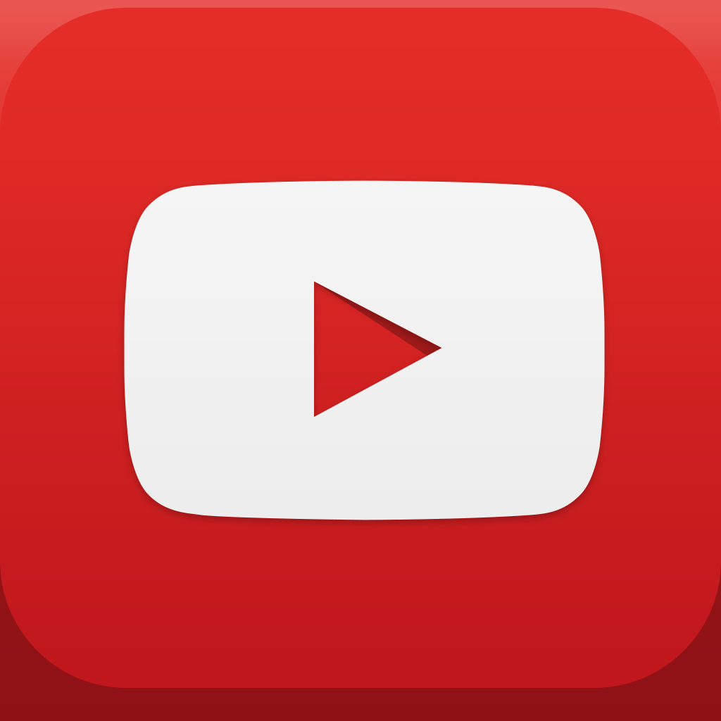 14 YouTube App Icon Vector Images
