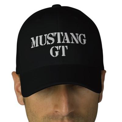 Baseball Cap Mustang GT