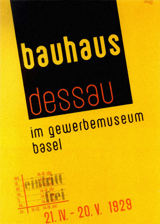 6 Bauhaus Graphic Design Images