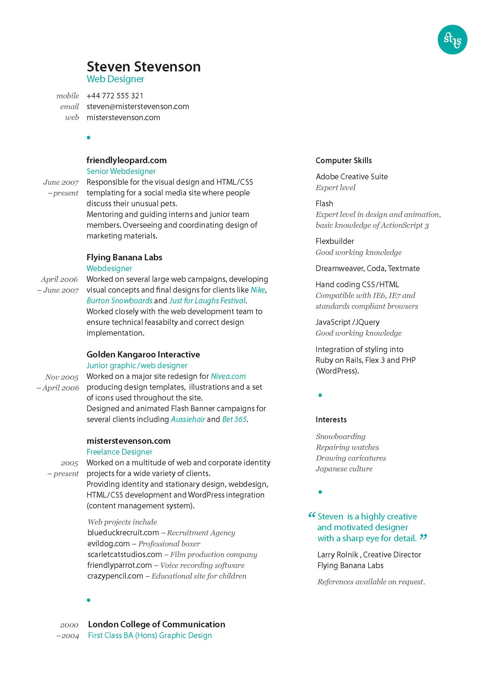13 best resume designs images
