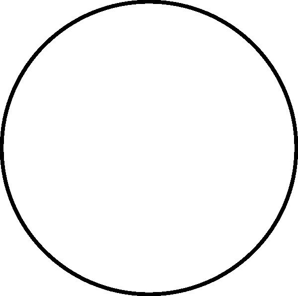 13 circle outline vector images black circle transparent png clip