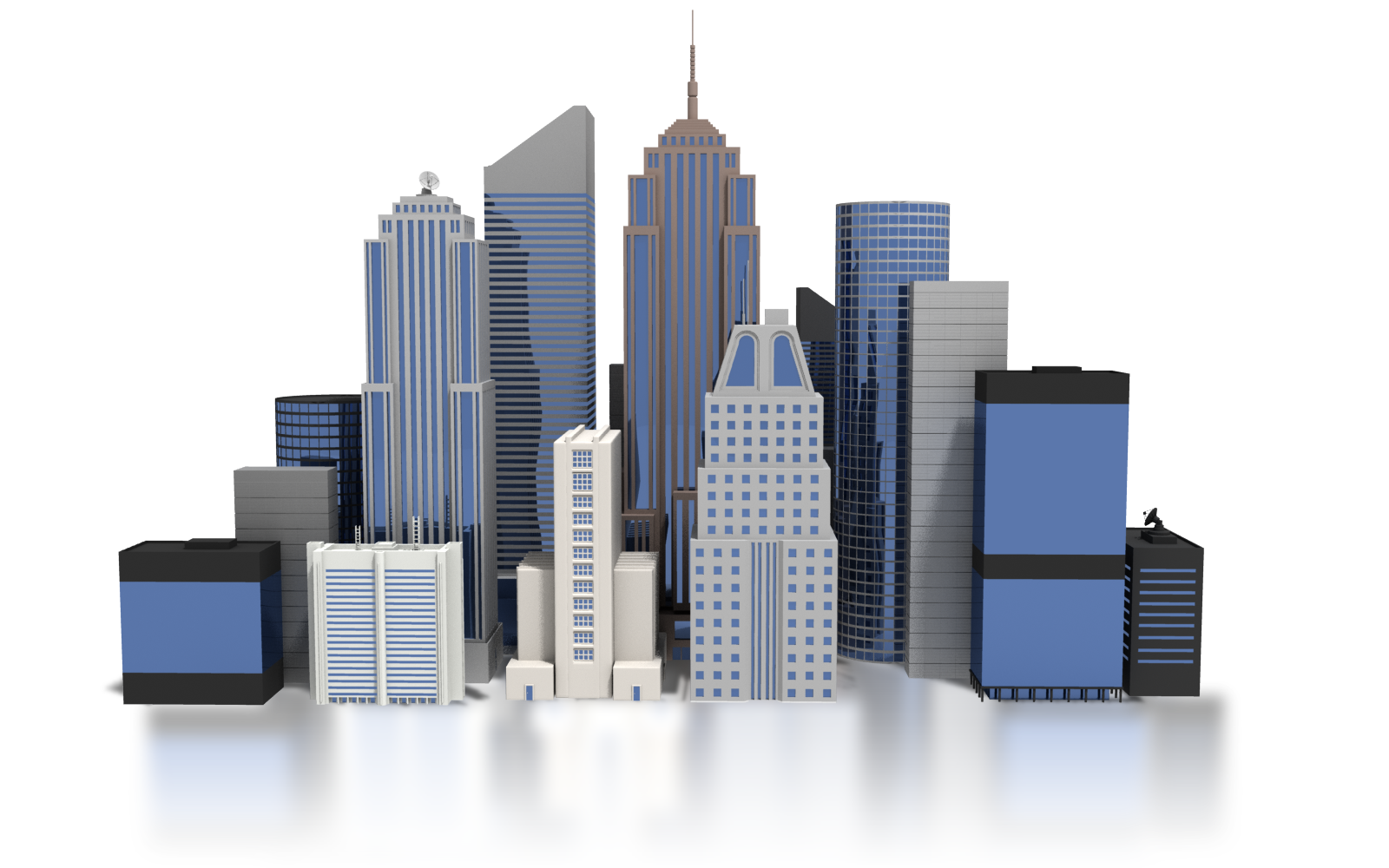 Pictures Of Cartoon City Skyline Png Kidskunstinfo