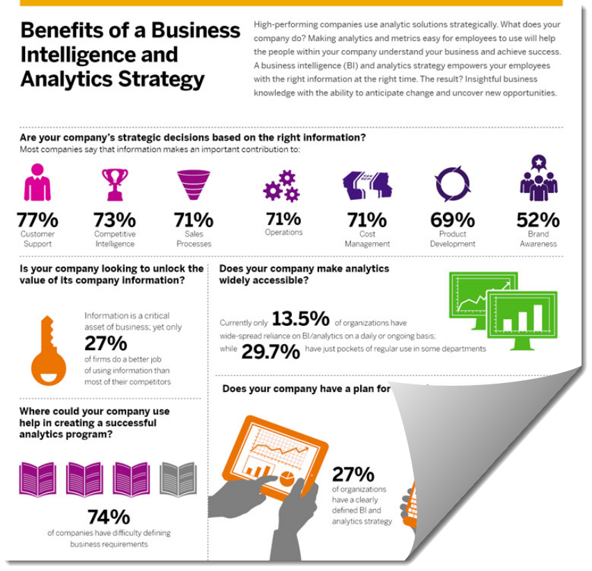 Business Intelligence Infographic