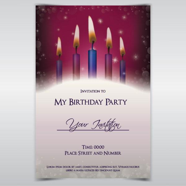 Card Birthday Party