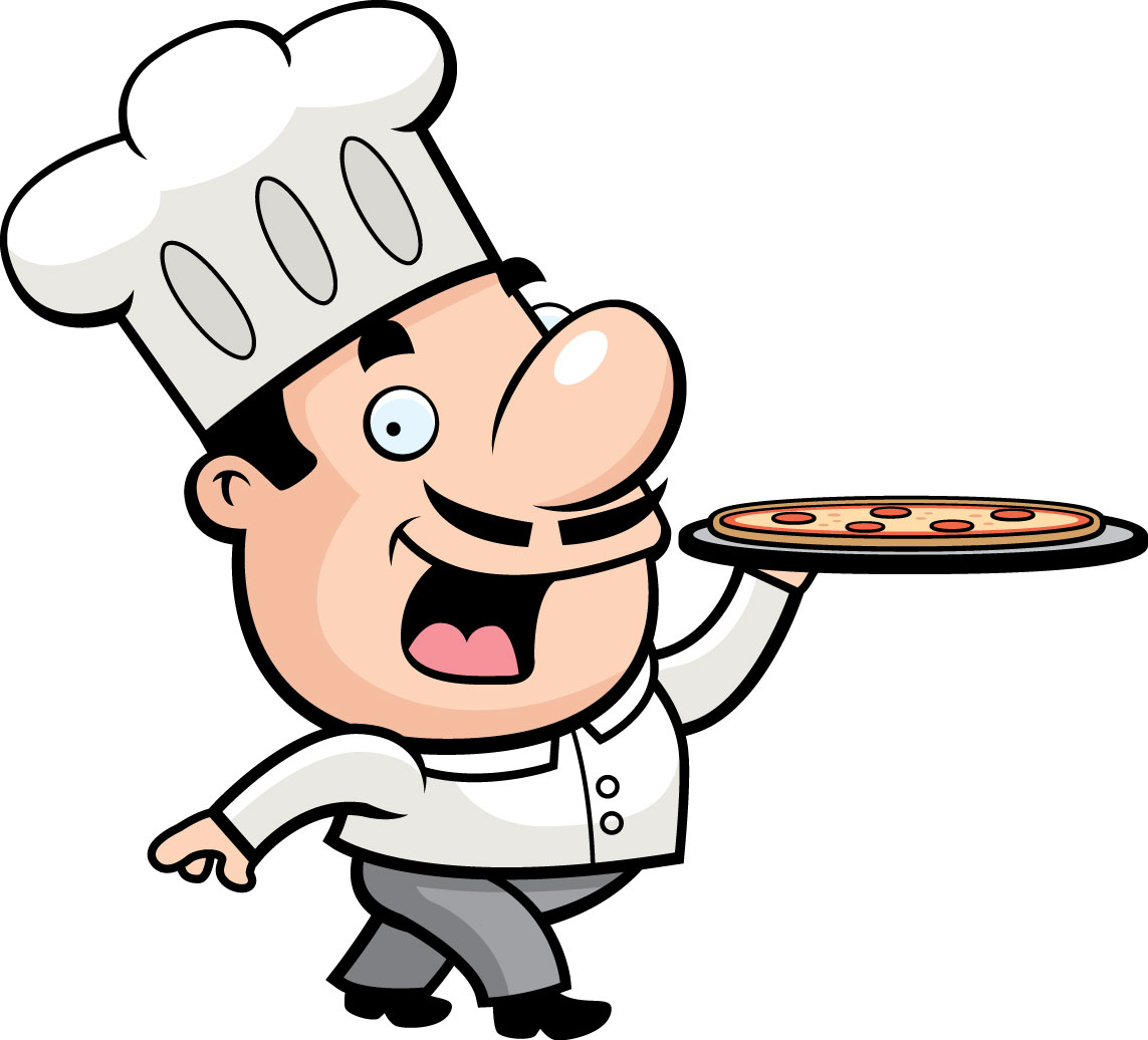 Chef Cooking Clip Art Free