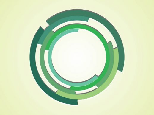 Circle Vector Graphics