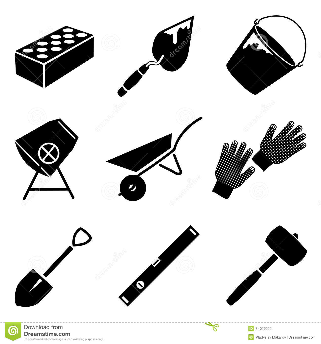 11 Construction Tools Vector Images - Construction Tools ...