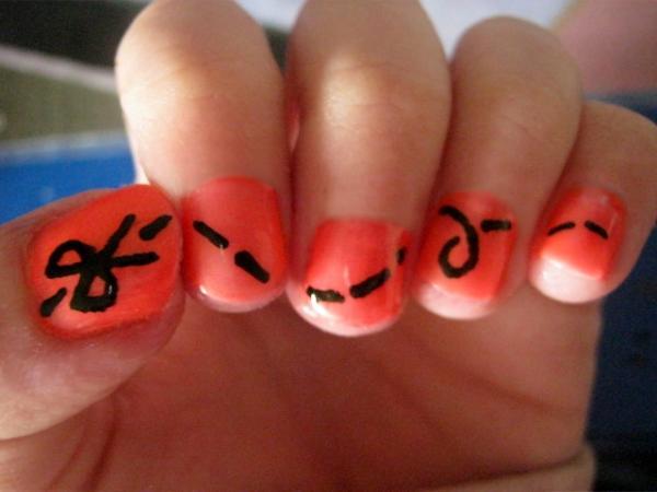 14 Cute Nail Designs Images