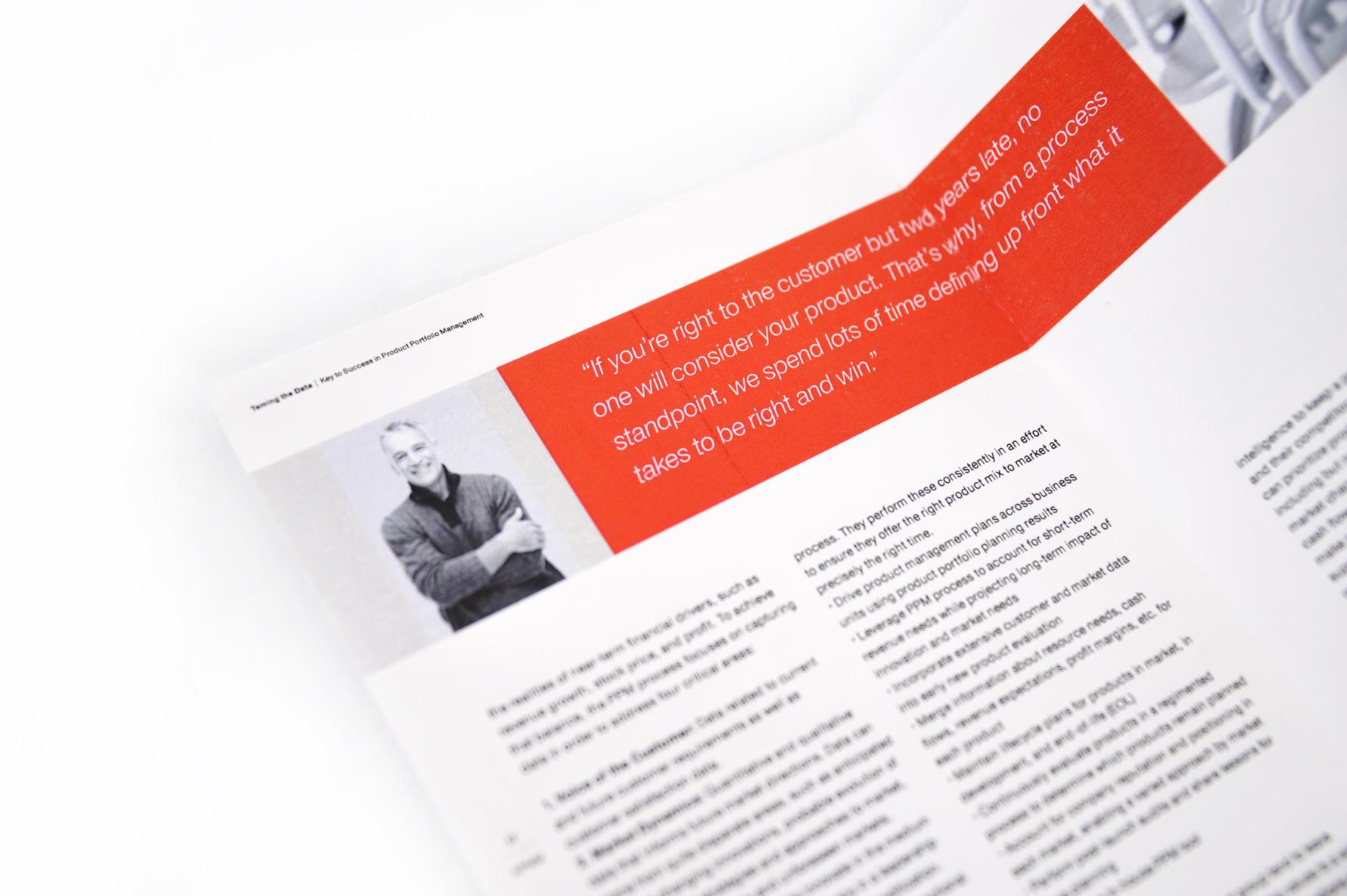 11 Paper Header Design Images