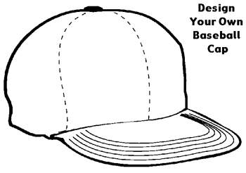 Design Your Own Baseball Cap